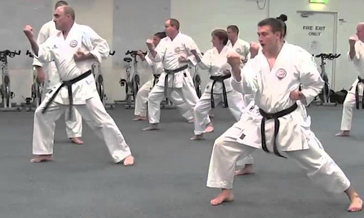 Kihon - The fundamentals of Karate