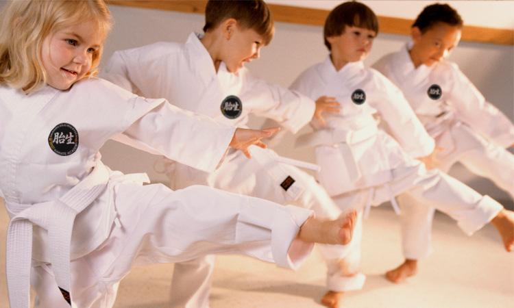Reasons your kids should practice Karate