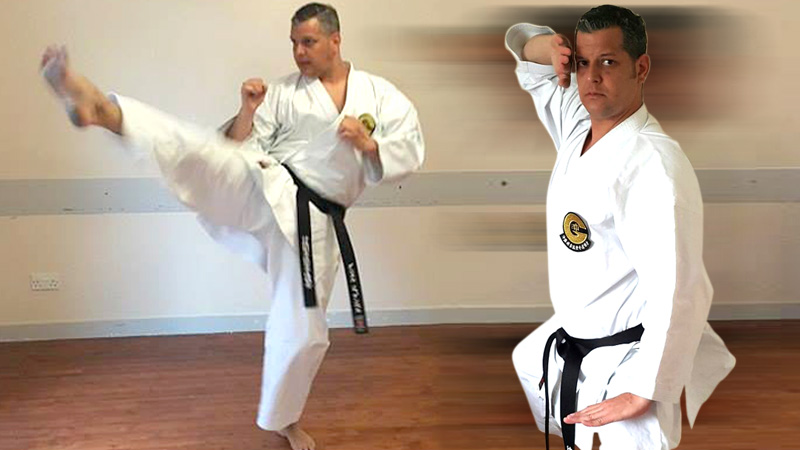 sensei daniel jagemberg taisei karate academy